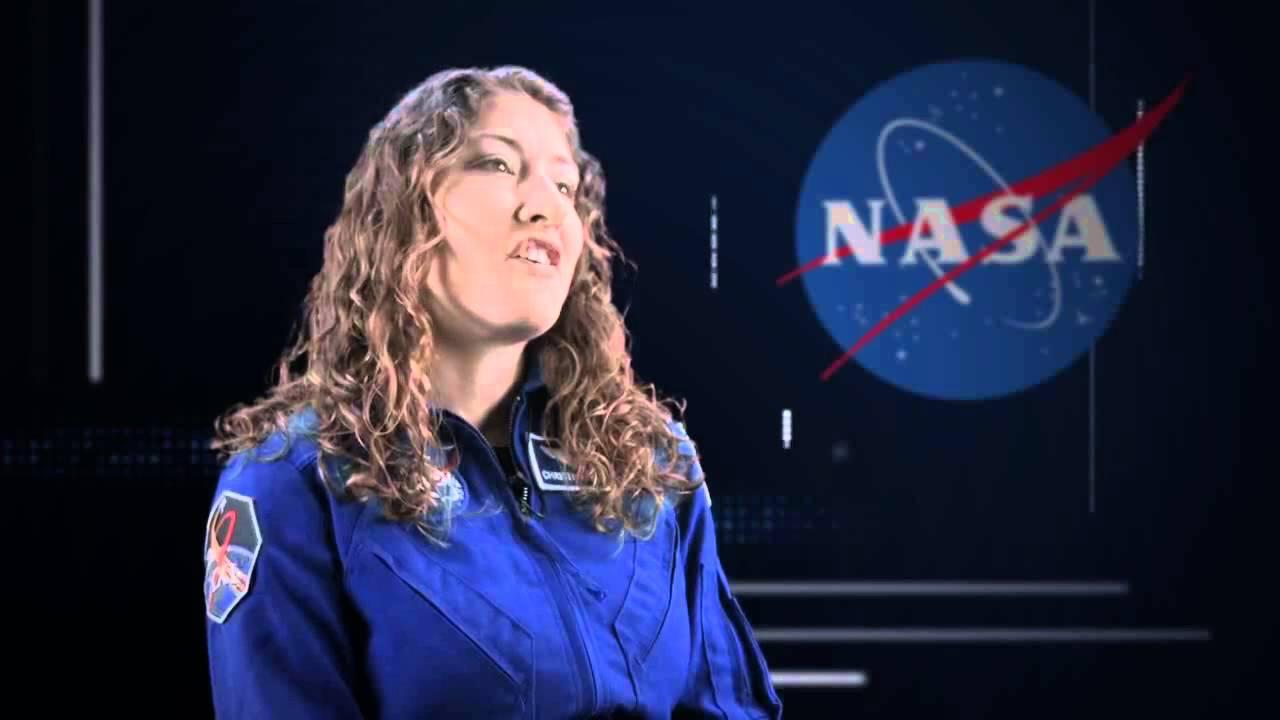 Astronaut Candidate At A Glance Christina Hammock Youtube