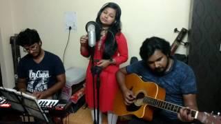 Kaun mera (cover) by Rinja Risa Kaushik, Karan Layal, Joseph Oscar Topno