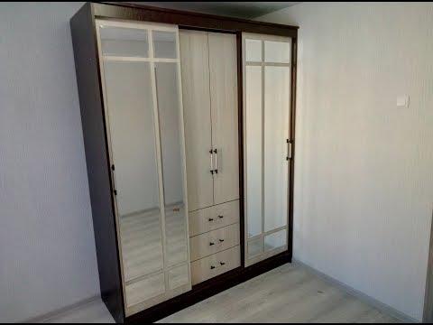 """Сборка: шкаф-купе """"МАЭСТРО"""""""