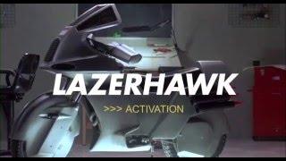 """Lazerhawk """"Activation"""" (Cyclone - 1987)"""