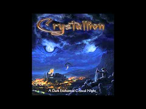 Crystallion - A Dark Enchanted Crystal Night