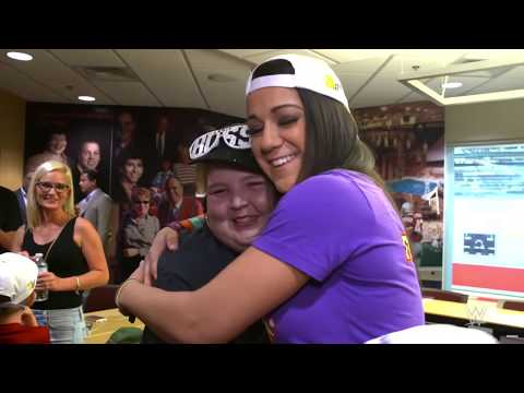 WWE Superstars Melt Their Fans Hearts Part 3