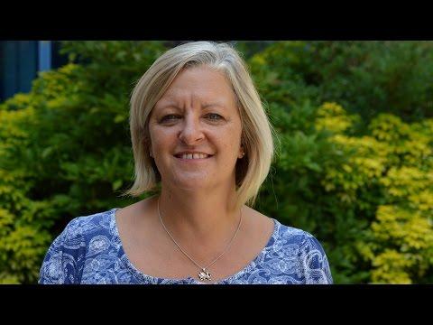 Chwarae Teg Supporter - Welsh ICE. Mandy Weston.