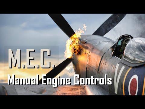 Manual Engine Controls - How To Setup MEC For War Thunder!