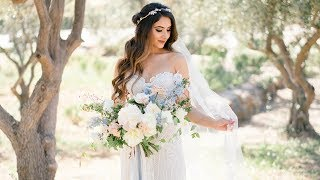 Boho Wedding Dress Designers || Ruby Keyvani Weddings