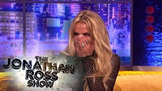 Britney Spears Plays Never Have I Ever - The Jonathan Ross Show