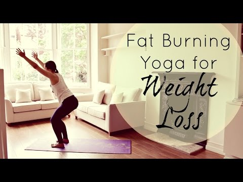 30 Min Yoga For Weight Loss | Fat Burning Vinyasa Yoga Flow Routine | …