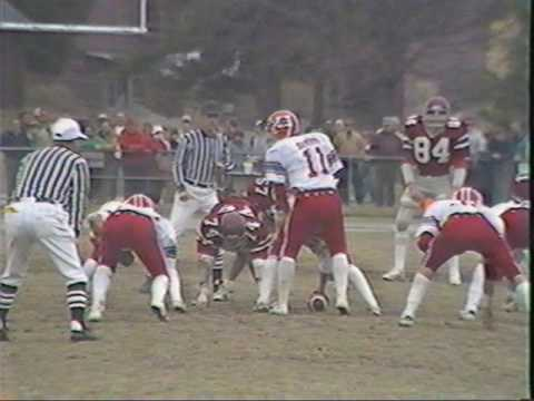 Spaulding HS vs Concord Champ Game 1982