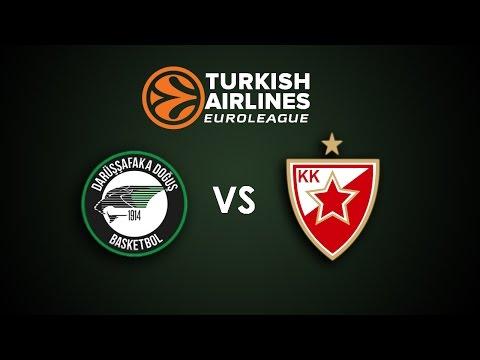 Analiza ekipe BC Darussafaka pred susret sa KK Crvenom Zvezdom Telekom