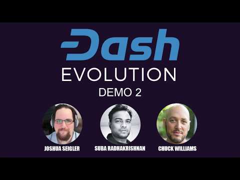 Dash Evolution Demo #2 v2