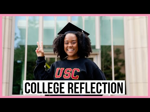 MY 4 YEAR COLLEGE REFLECTION 🎓(Parties, Internships, Relationships, Friends, Classes, Study Abroad)