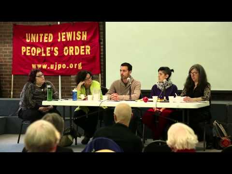 """Doing Jewish Off the Grid After Gaza"" Panel Discussion"