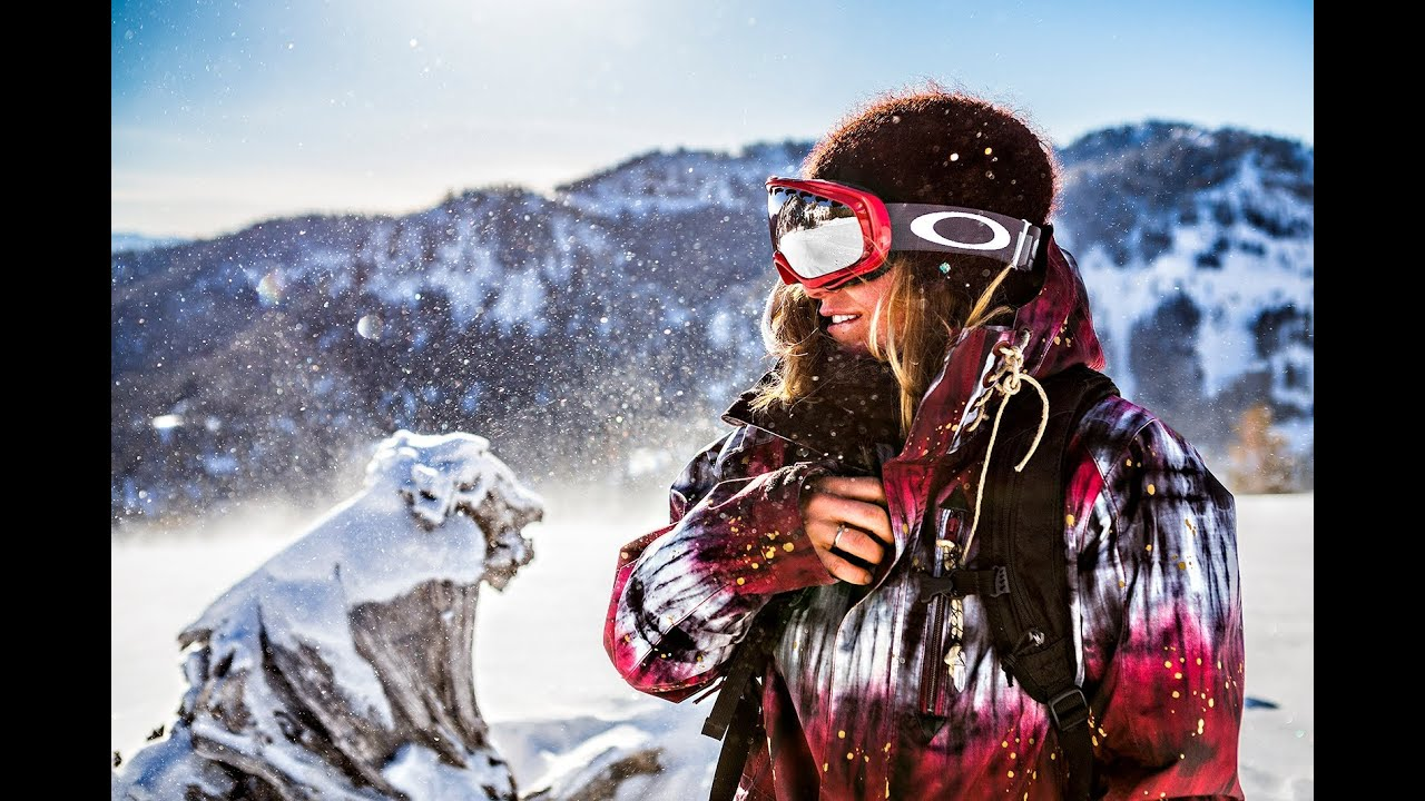 Hd Goggles Wallpaper Jamie Anderson S Living The Dream Episode 1 First Us