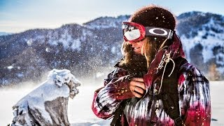 Jamie Anderson's 'Living The Dream' Episode 1 - First US Olympic Slope Team Qualifier
