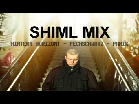 SHIML MIX - Hinterm Horizont, Pechschwarz & Panik || Selfmade Records
