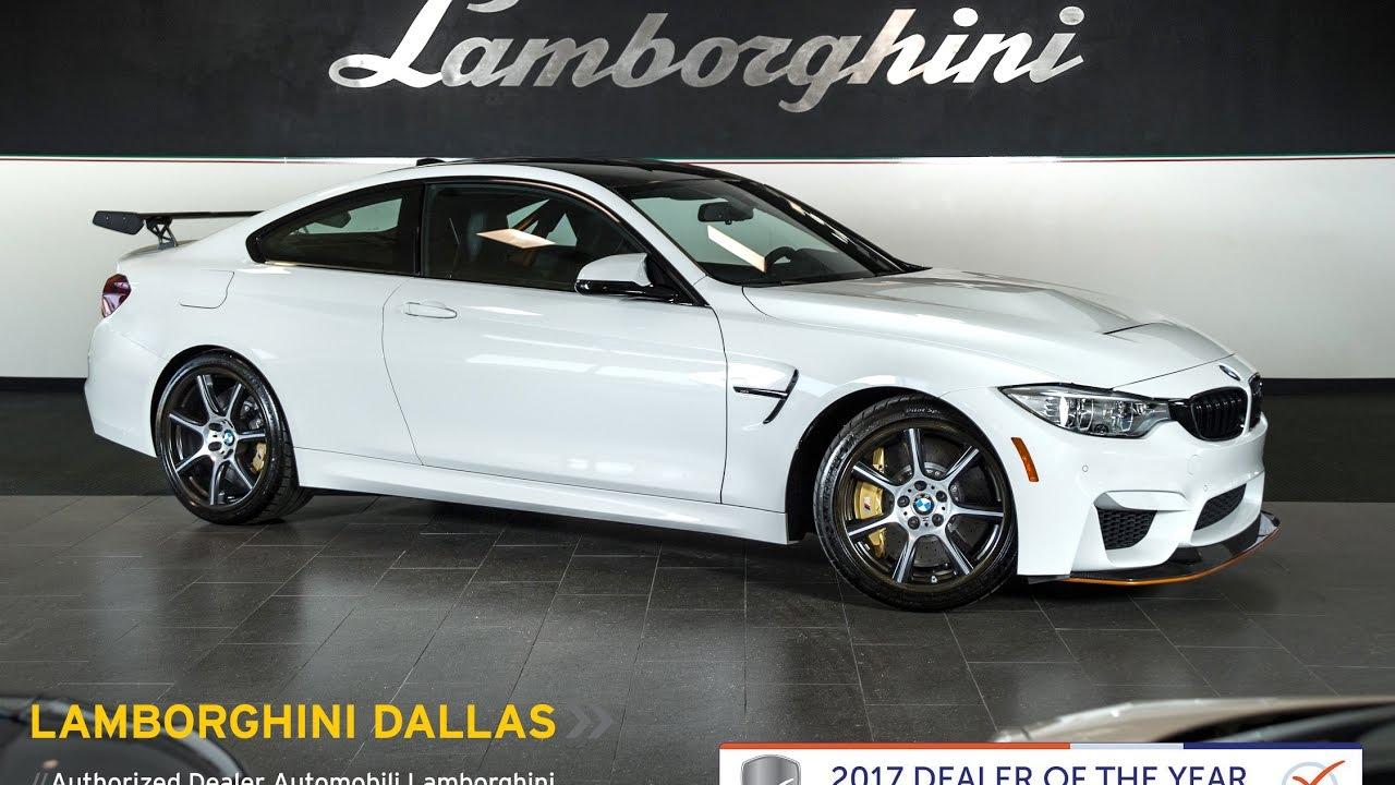 Free Carfax Report >> 2016 BMW M4 GTS Alpine White LT1021 - YouTube