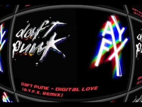 Daft Punk  Digital Love AYFX Remix