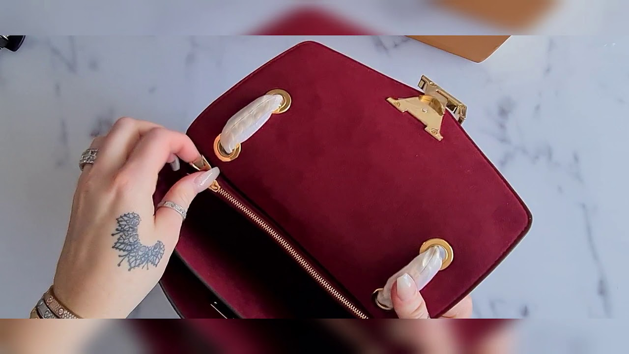 LV passy unboxing review mirror quality from Juan aliexpress haul luxury rep
