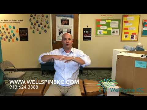 Overland Park Chiropractor Teaches Daily Exercises To Keep Spine Healthy