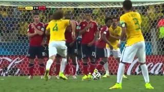 10 bàn thắng đẹp nhất World Cup 2014