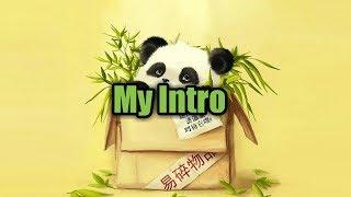 My Intro - Panda Boy
