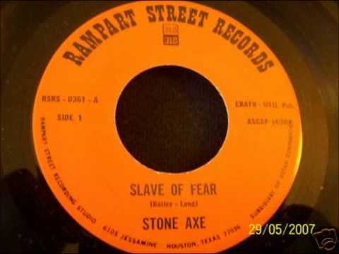 Stone Axe - Slave of Fear (1971)