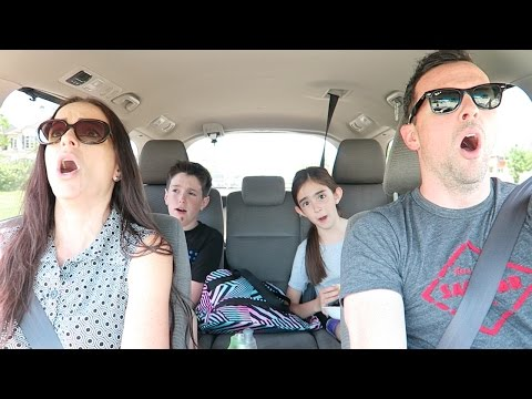 ALL DAY CAR KARAOKE!