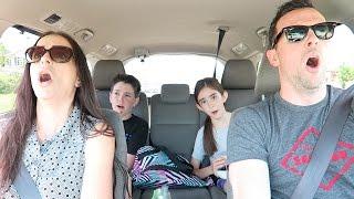 all day car karaoke