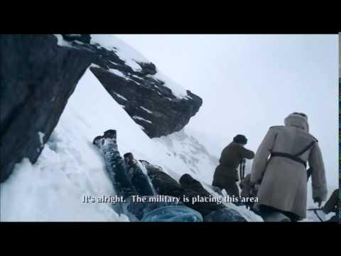 the dyatlov incident movie