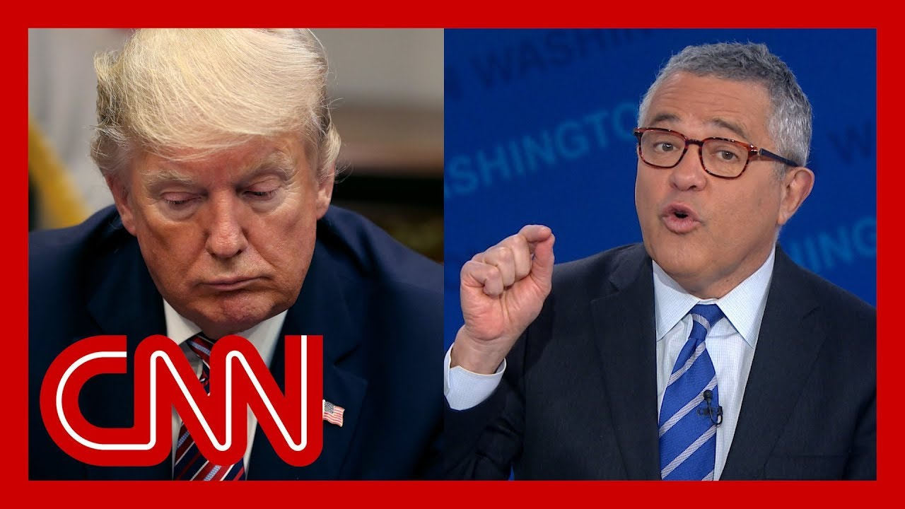 Toobin: Trump pushed conspiracy that was a total lie