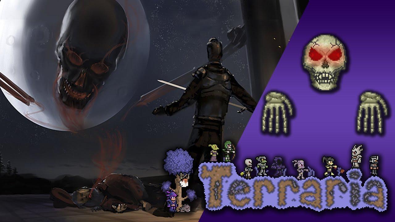 terraria skeletron