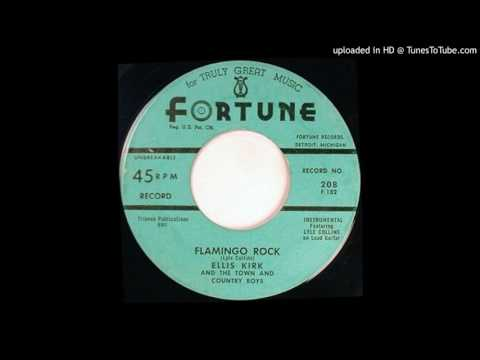 LYLE COLLINS: Flamingo Rock (Fortune Records) 1958 -- Detroit