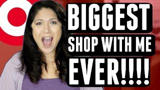 BIGGEST Target Dollar SHOP WITH ME - BACK TO SCHOOL LEARNING HAUL