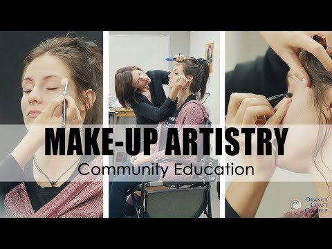 Make-Up Artistry⎪Community Education