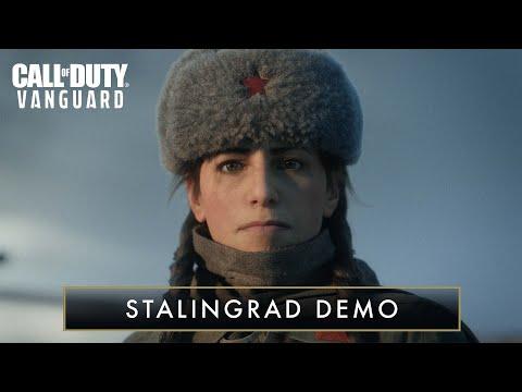 Call of Duty®: Vanguard - Stalingrad Demo Play-through