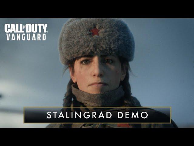 Call of Duty: Vanguard (видео)