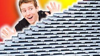 Unboxing 3 PETABYTES of storage!! thumbnail