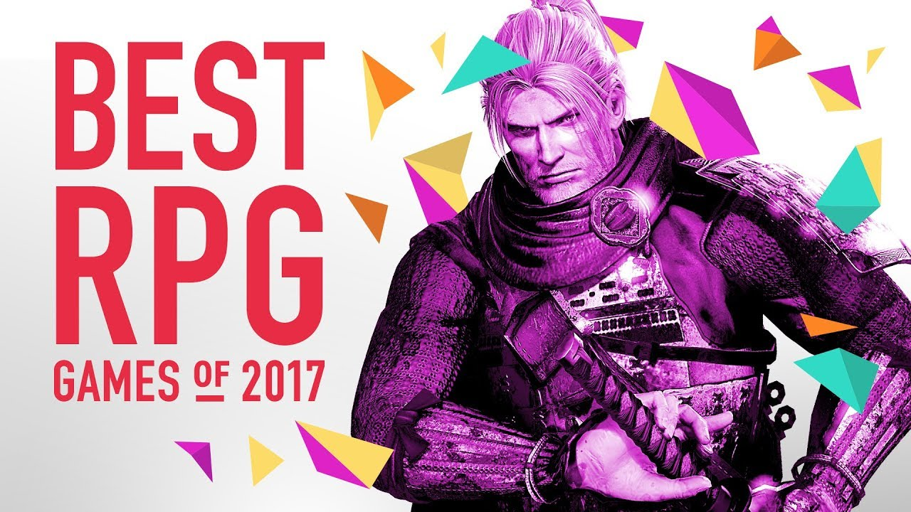 The Best RPGs of 2017