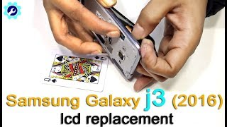 samsung galaxy j3 (2016) lcd replacement