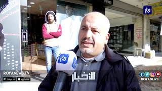 حفريات أمانة عمان في وسط البلد تثير امتعاض التجار - (12-1-2019)