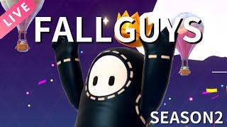 黒影お姉ちゃんのFALL GUYS(シーズン2)