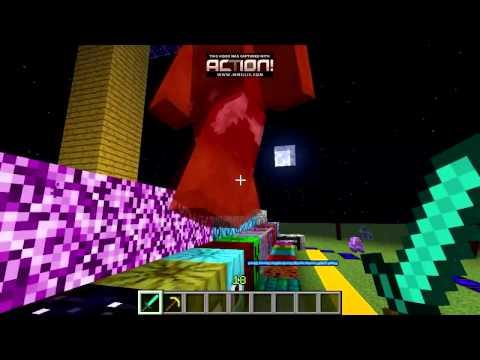 Minecraft Mody #23 - Devine RPG Mod 1.4.7 - 60 Nowych Mobów/15 Bossów/200 Przedmiotów!!!