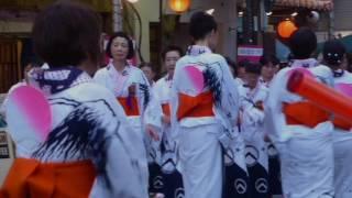 2017年富士吉田市制祭
