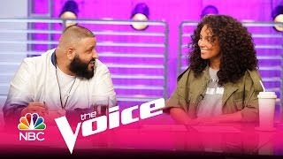 The Voice 2017 - Outtakes: You Wrote a Bad Word on My Page (Digital Exclusive)