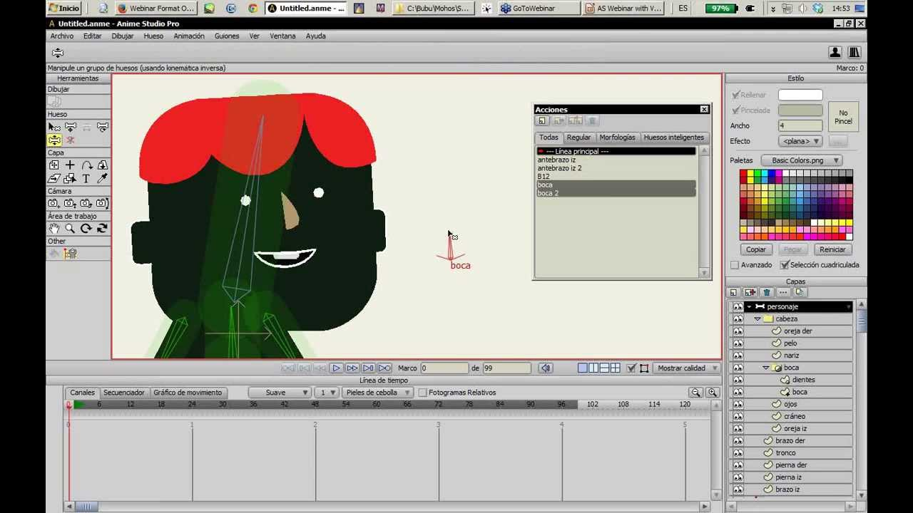 anime studio 9 tutorial