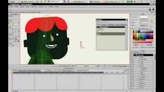 Tutorial Anime Studio 9.5 en español - Crear personajes fácil y rápidamente