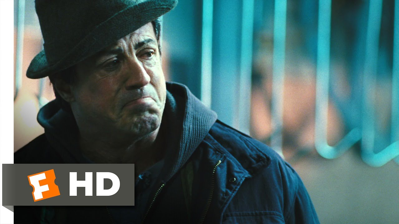 Download Rocky Balboa (3/11) Movie CLIP - The Beast Inside (2006) HD