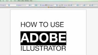 Short Cuts & Tips for Positioning & Resizing Text in Adobe Illustrator