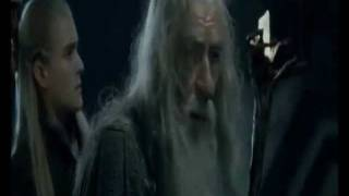 Repeat youtube video Gandalf vs Zeddicus Z'ul Zorander