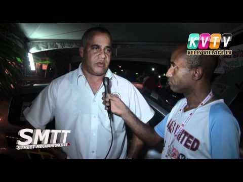 SMTT 8 - Rally Tobago Media Launch - Mossport, Caroni